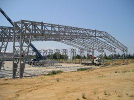 Ανοιγόμενη στέγη αθλητικού κέντρου στην Θεσσαλονίκη - 2003