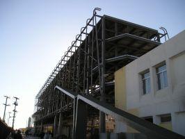 Τριώροφο συγκρότημα γραφείων στο Κιλκίς - 2003